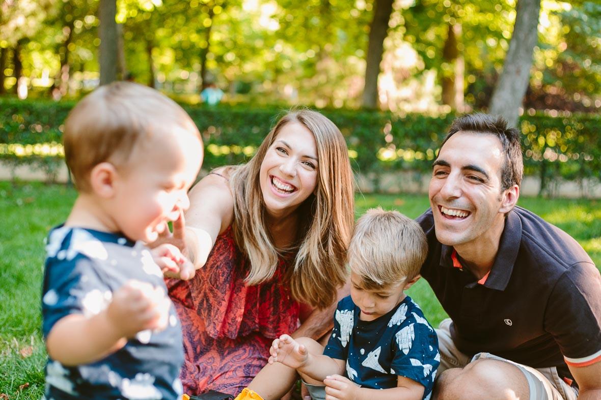 NYC family photoshoot