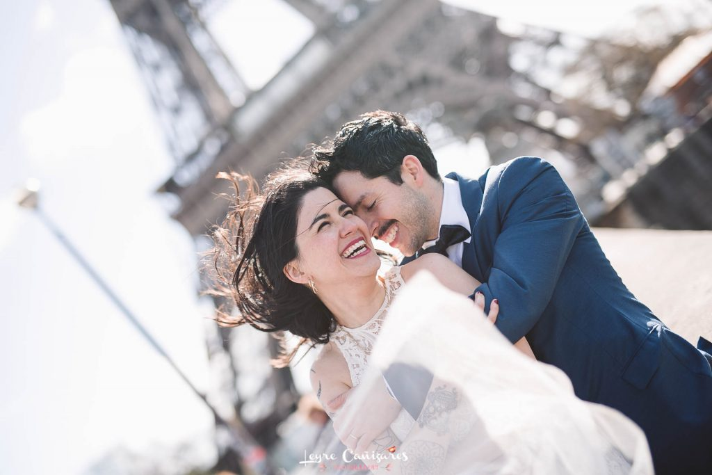 wedding in paris