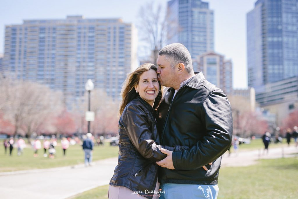 boston public garden photoshoot
