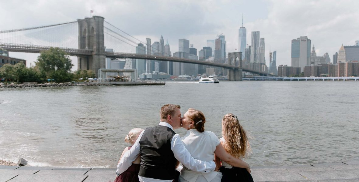 dumbo wedding photography