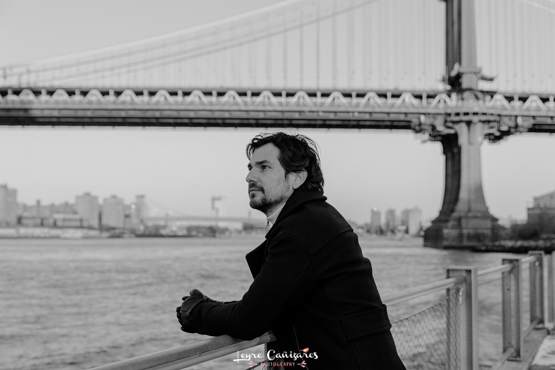 sesion de fotos con alan estrada en nueva york
